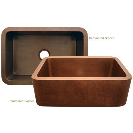 Whitehaus Rectangular Undermount Sink