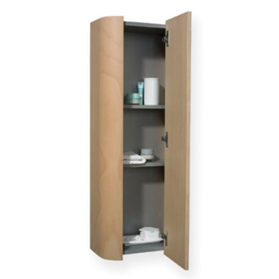 Vertical Wall Mount Storage Unit