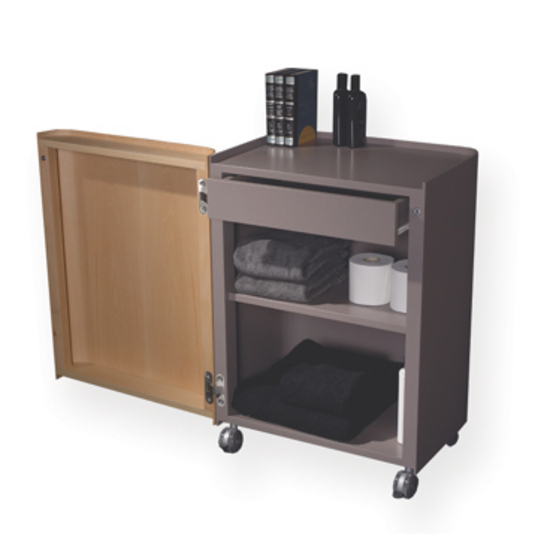 Freestanding Storage Unit