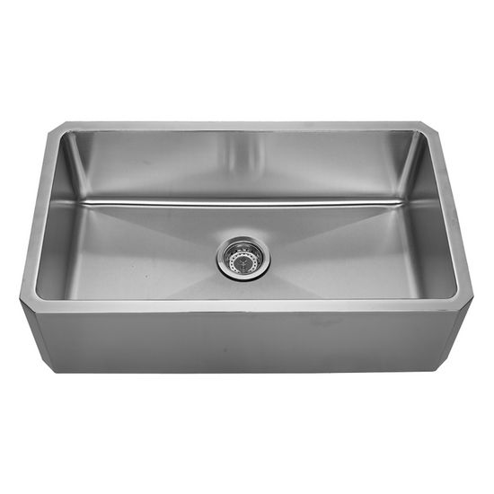 Noah Collection - Single Bowl Front-Apron Sink
