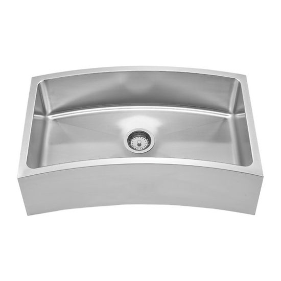 Noah Collection - Chefhaus Single Bowl Front-Apron Sink