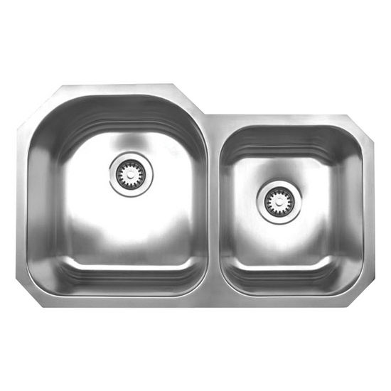 Noah Collection Double Bowl Undermount Sink