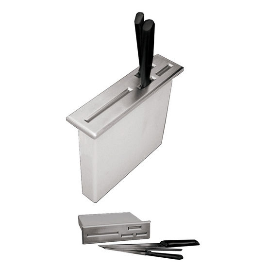 Noah Collection - Drop-In Knife Box Holder