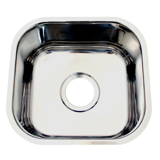 Noah Collection - Square Single Bowl Undermount Sink