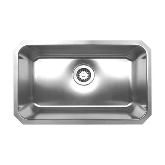 Noah Collection - Rectangular Undermount Sink