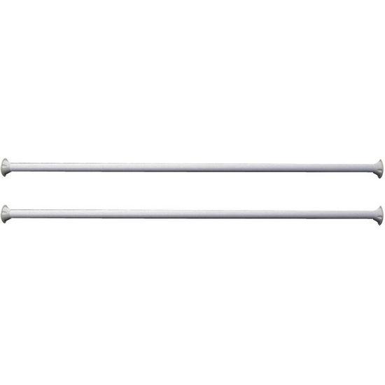 Whitehaus support rods for fireclay and undermount sinks - Kitchen sink support brackets ...