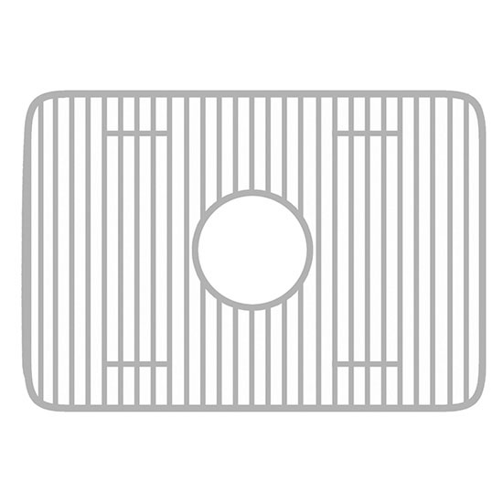 Whitehaus Stainless Steel Grid, Fits WHFLATN2418 Sinks