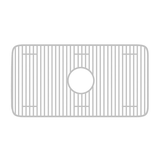 Whitehaus Stainless Steel Grid, Fits WHFLATN3018 Sinks