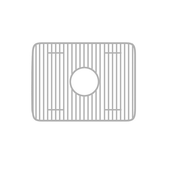 Whitehaus Stainless Steel Grid, Fits WHFLATN3318 Sinks
