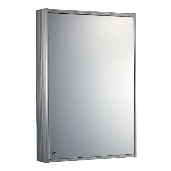 Whitehaus Vertical Double Faced Mirrored Door Medicine Cabinet