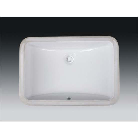 Ceramic Sink in White