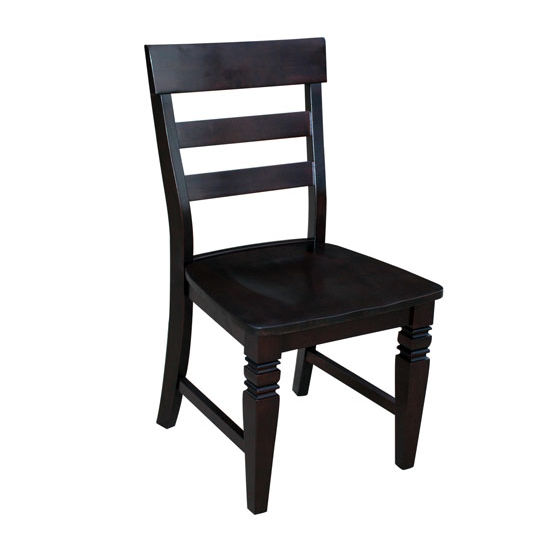Java ladderback Chair