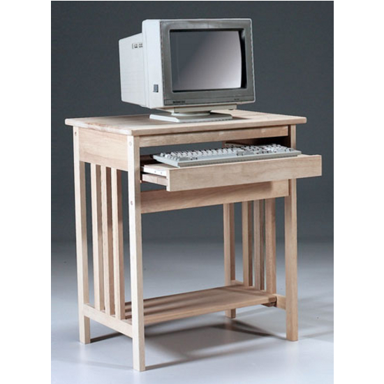 International Concepts Mission Computer Stand
