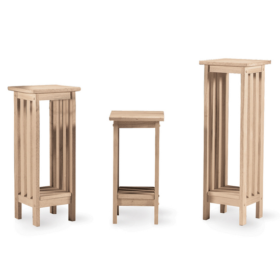 International Concepts - Mission Plant Stand