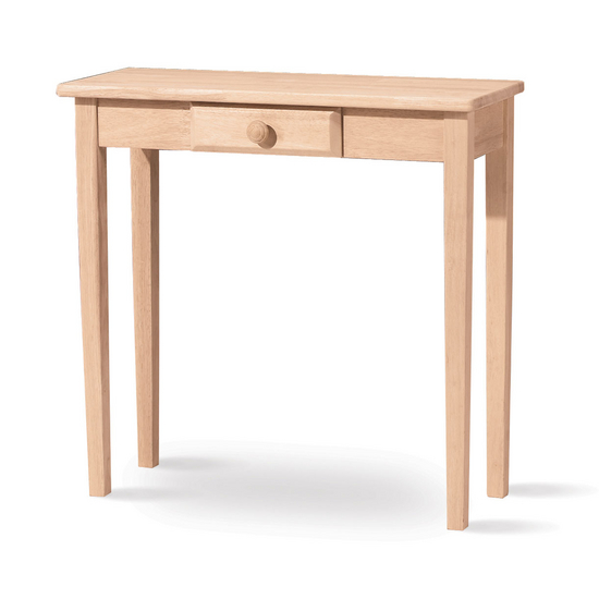 International Concepts - Rectangular Hall Table