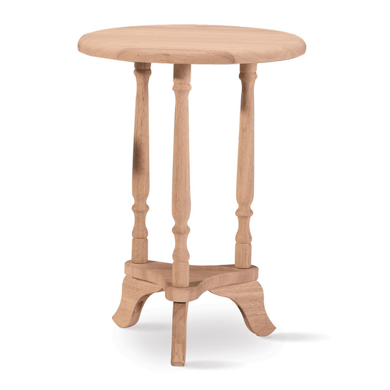 International Concepts - Round Plant Table