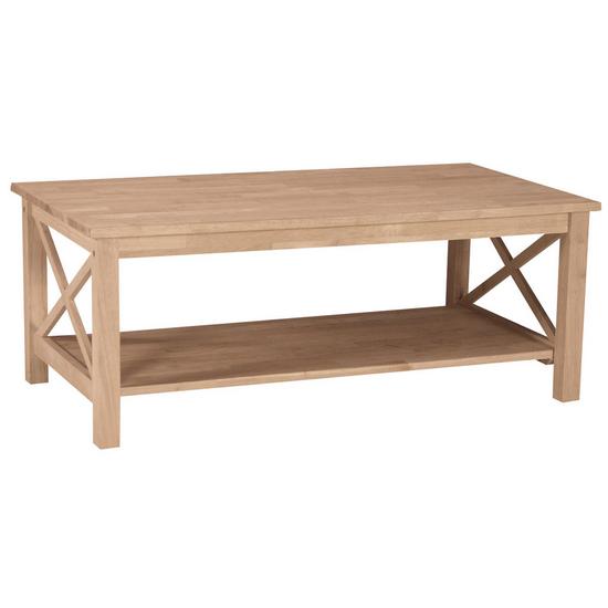 International Concepts - Hampton Coffee Table