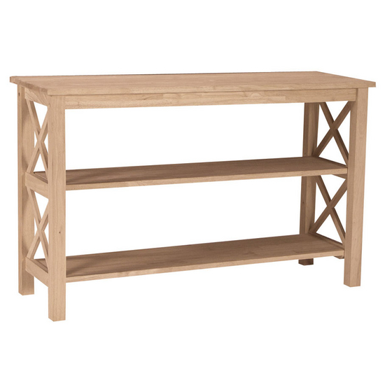 International Concepts - Hampton Console/ Sofa Table