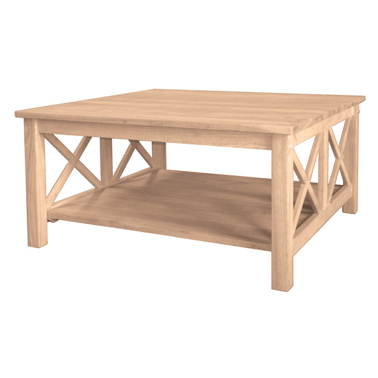 International Concepts - Hampton Square Coffee Table