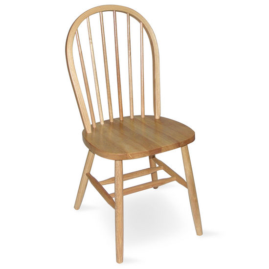 "International Concepts Windsor 37"" High Spindleback Chairs"