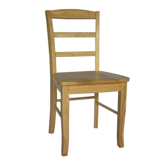 International Concepts Madrid Ladderback Chairs