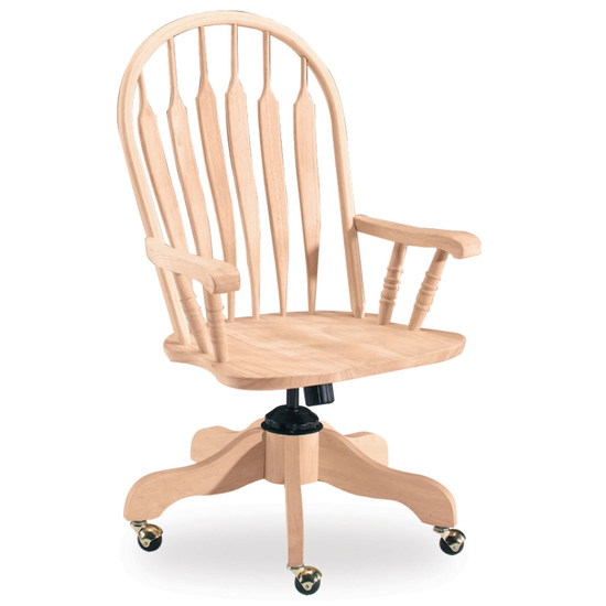 International Concepts - Steambent Windsor Arm Chair