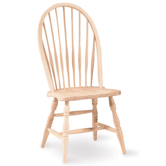 International Concepts - Tall Windsor Side Chair