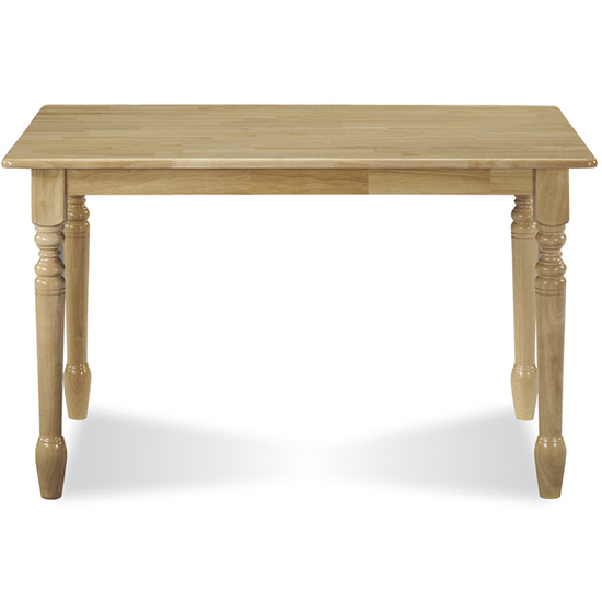 International Concepts - Rectangular Solid Wood Table