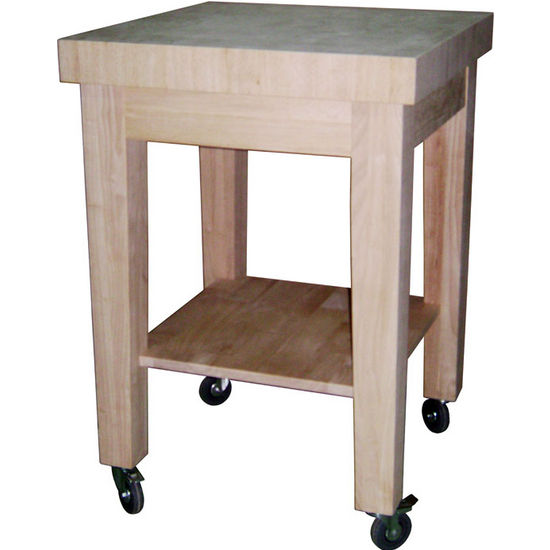 24'' Square Kitchen Island