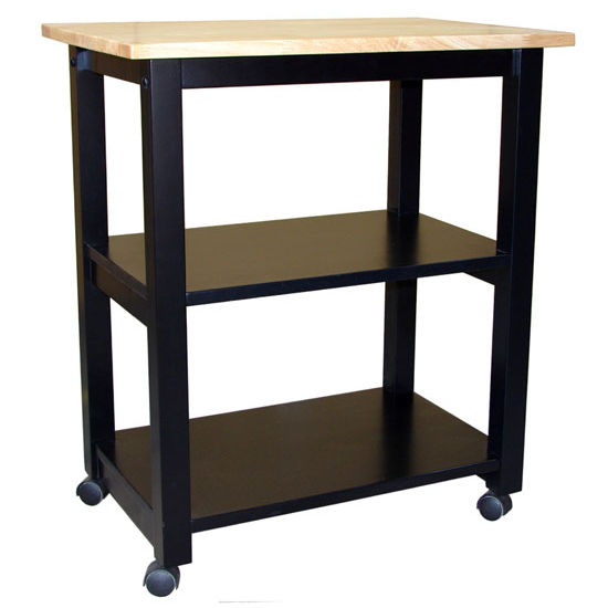 kitchen islands microwave cart by international concepts international concepts rolling microwave cart with wood