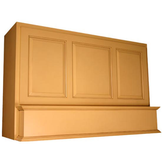 Wood Range Hoods, S-Series Mantle Style Wood Range Hoods by