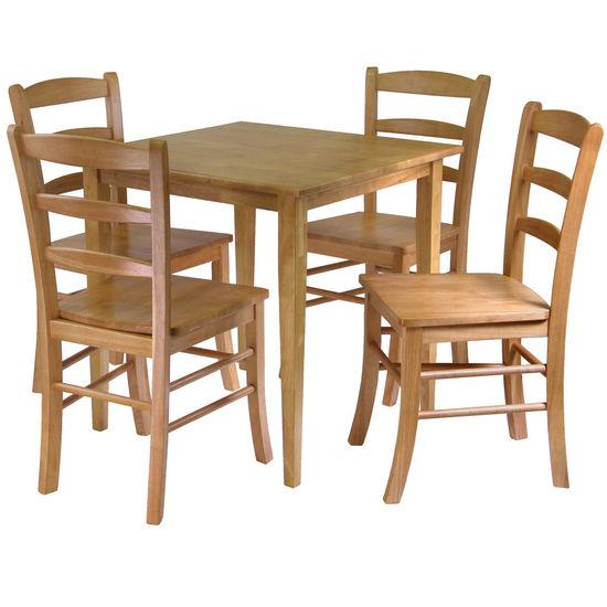 Groveland 5-Piece Dining Set