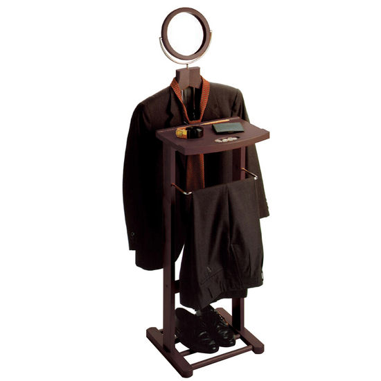 Winsome Wood Valet Stand Suit Hanger Ws 92055