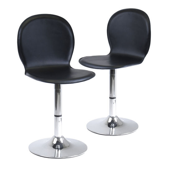 Winsome - Shell Shape Swivel Stool
