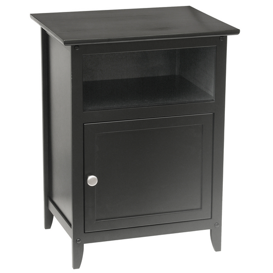 Beech Wood Night Stand