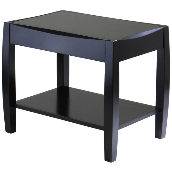 Winsome Wood Cleo End Table