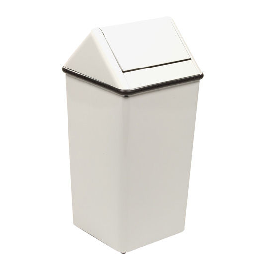 Witt Swing Top Waste Watcher Receptacle