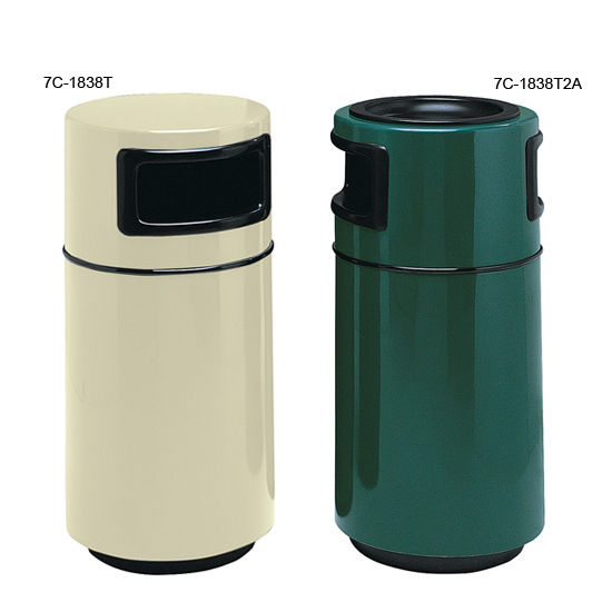 Fiberglass Side Entry Round Receptacles