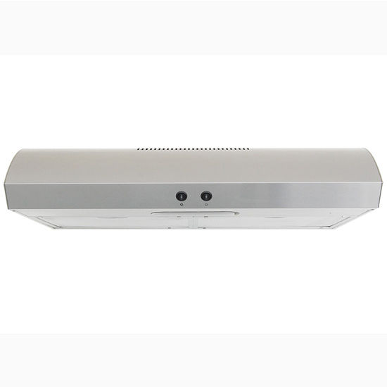 "Windster Economy Range Hood, 30"" W, Available in Multiple Finishes"