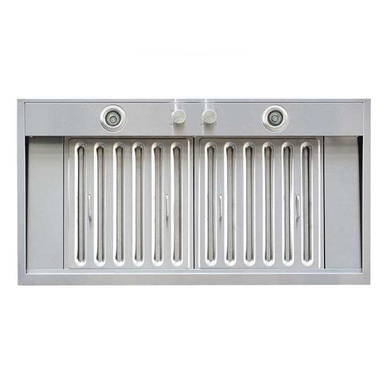 Windster WS-69TS Series 30'' Stainless Steel Built-In Range Hood
